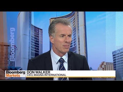Magna CEO says NAFTA, Ontario both need to help auto industry