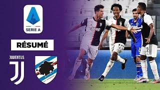 Serie A : La Juve bat la Samp' et s'offre une neuvième couronne consécutive !