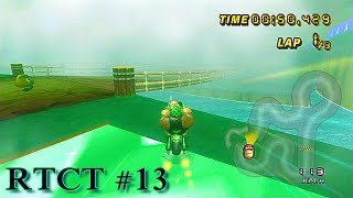 Mario Kart Wii - Rate That Custom Track #13 ~ The Chicken is Burning!