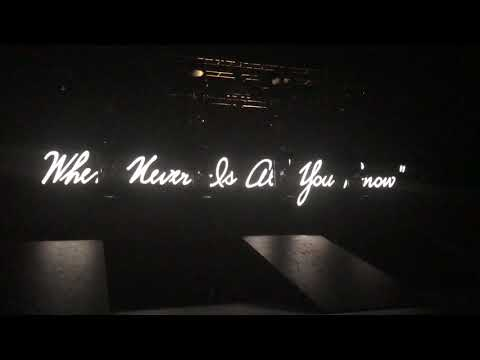 Never Know- Why Don't We (Charlotte, NC - 4/6/18)