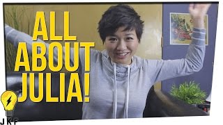Get To Know Me: Julia Chow