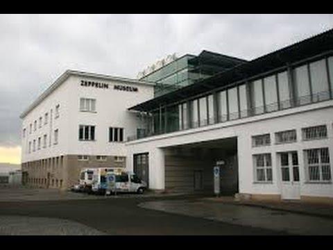 Europe tour _ Zeppelin Museum - Zeppelinheim in Neu-Isenburg