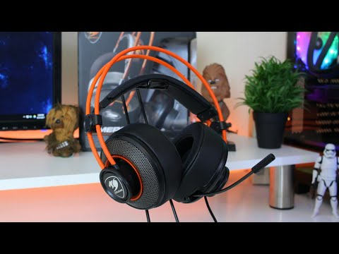 798f32fbfe3 My New Favorite $50 Gaming Headset - Cougar Immersa Review - YouTube