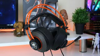 my New Favorite 50 Gaming Headset - Cougar Immersa Review