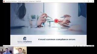 Top4 Oracle Compliance Issues