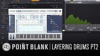 Sound Design w/ Icicle Part 2: Creating Hybrid Drums w/ FM8 & Kontakt