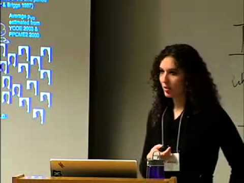 "Lisa Pearl - ""Learning-driven linguistic evolution"""