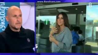 ¡Cesc y Daniella viajan a Barcelona embarazados!