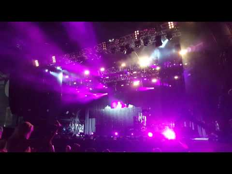 David Guetta What I Did for Love LIVE T in the park 2015 TITP