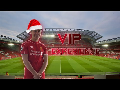 VIP Anfield Experience