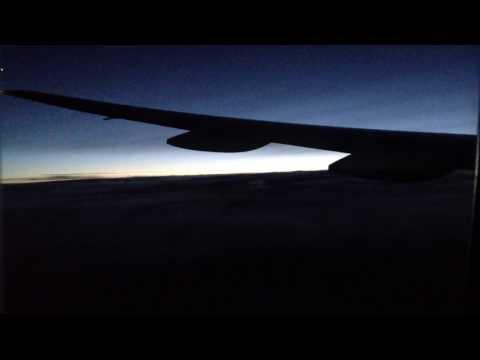 United Airline Tokyo Narita to San Francisco UA852