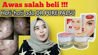 Download lagu REVIEW CREAM DR PURE