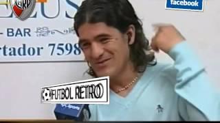 Ariel Ortega River Plate 2009 Nota en Libero PARTE 1