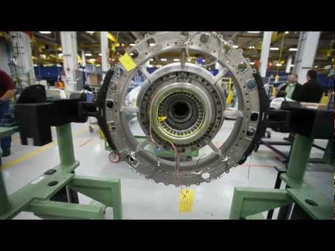 Birth of the PW1200G engine for Mitsubishi Regional Jet aircraft