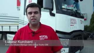 Renault Trucks Poland - konkurs Optifuel Challenge 2015