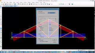 Truss analysis using SAP 2000 (V-16)  Bangla Tutorial-Part-1
