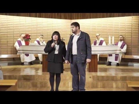 Misa de envi´o Mariela y Ce´sar