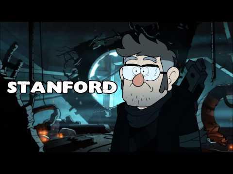 Gravity Falls Season 2 – Alternative Opening (Fan Made)