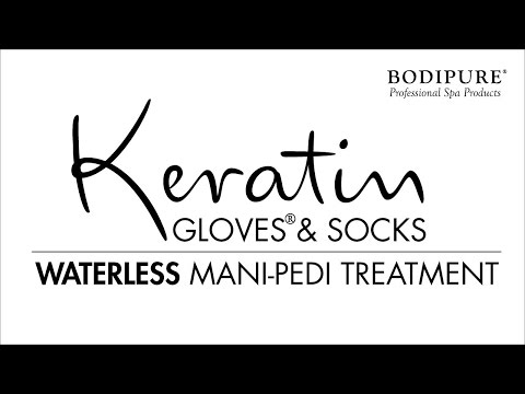 Bodipure Keratin Gloves & Socks