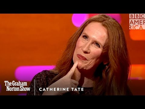 Tom Cruise Asks Catherine Tate to Do A Bit  The Graham Norton