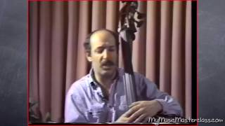 Bruce Gertz - Walking Bass Lesson