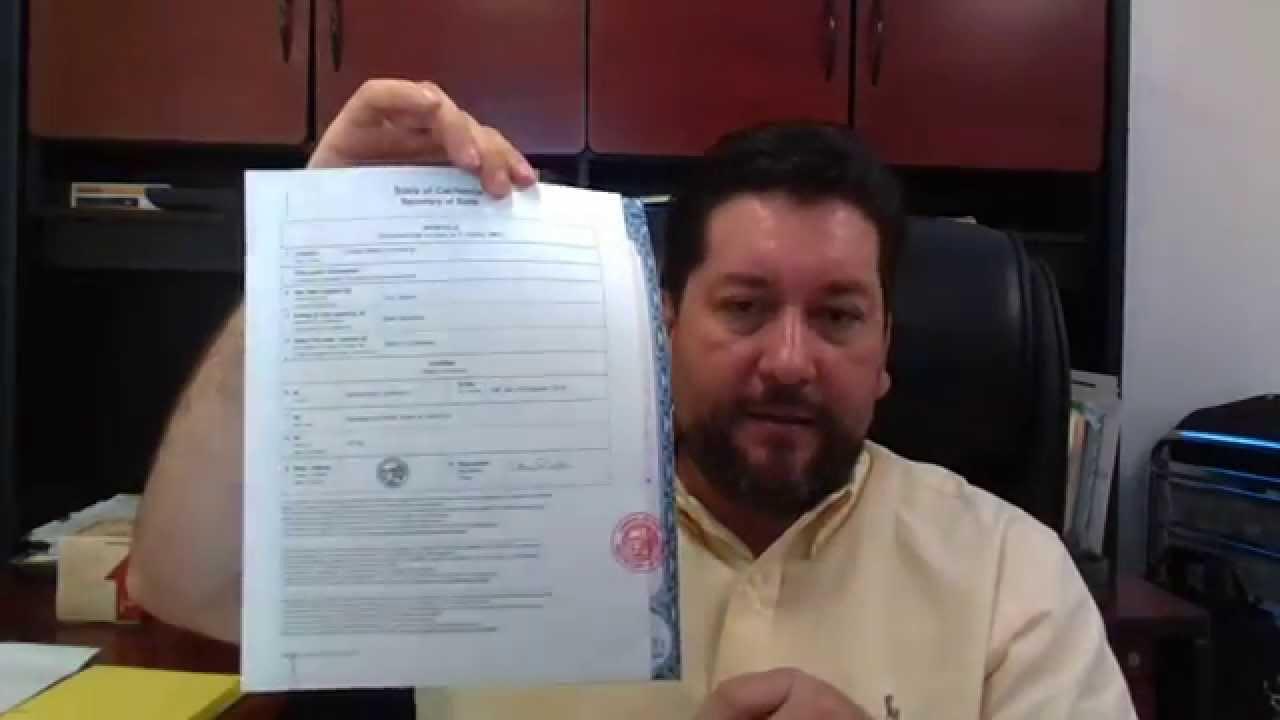 Que es el Apostilla? ¿Como Apostillar un Acta Americana en Mexico ...