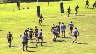 Riverview vs Scots 15A Highlights - 2015