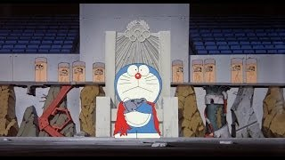 Doraemon at the 2020 Neo-Tokyo Olympic Games