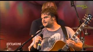 tenacious d double team live at rock am ring 2012