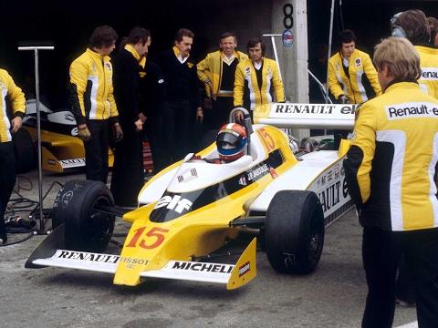Retour sur la 1ère victoire de Renault en GP avec Jean-Pierre Jabouille