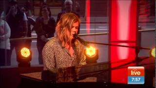 Conrad Sewell - Start Again (Live on Sunrise)