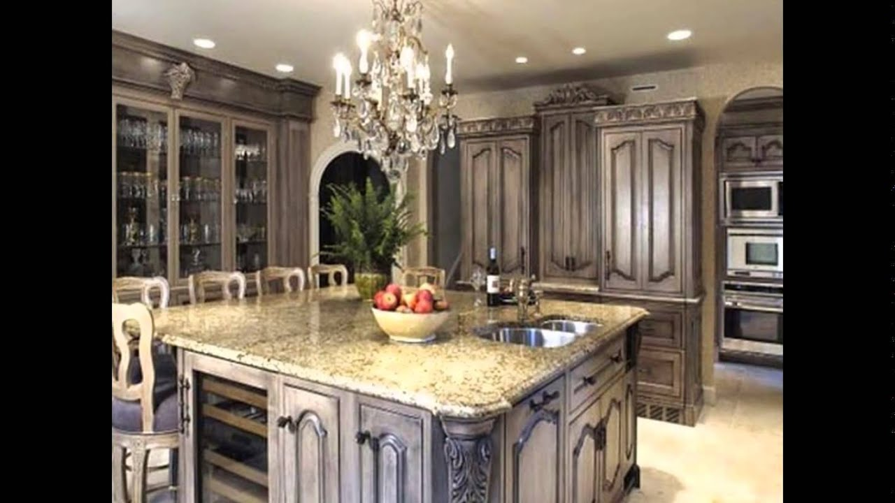 Amazing kitchens design ideas youtube for Amazing kitchen designs