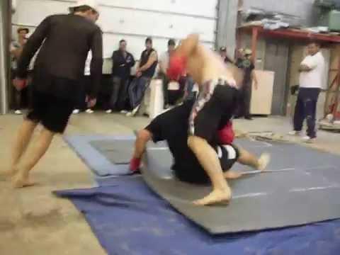 Marc Anthony Zenga Fight (UFC Style)