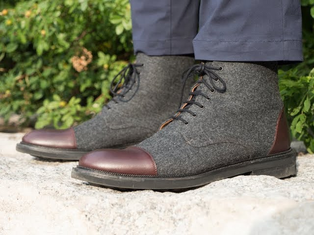 TAFT JACK BOOT REVIEW - Are Wool Boots
