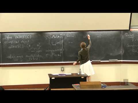 Anna Marie Bohmann: CoTHH and calculations