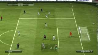 Fifa 13 - Gameplay PC (HD)