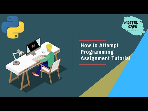 How to Attempt Programming Assignment Tutorial
