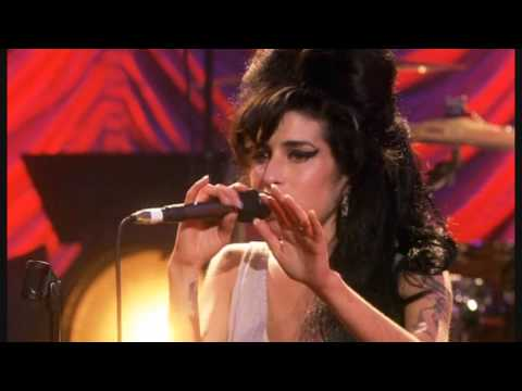 Amy Winehouse - Tears Dry On Their Own - Live HD