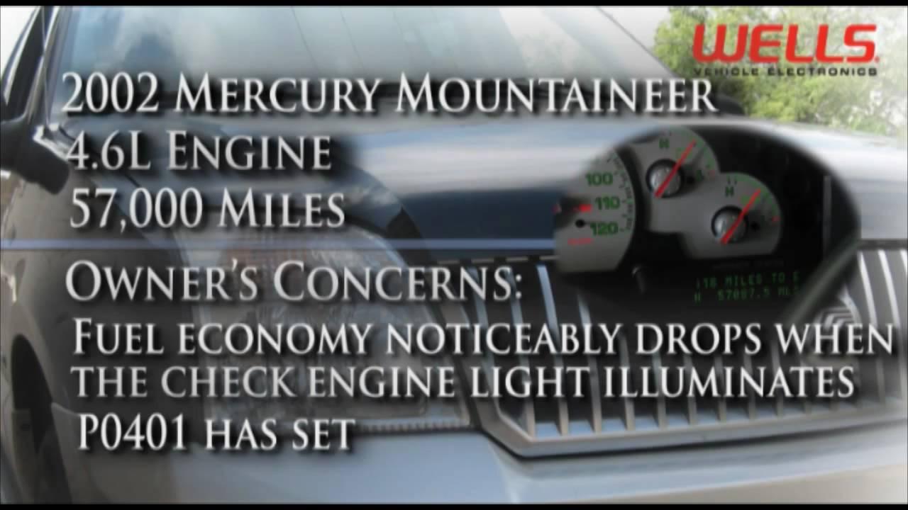Diagnosticando y cambiando un sensor de presi n de egr dpfe de ford con un concurso sorpresa wells