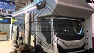 Neues Phoenix Iveco Eurocargo 75 E 21 Alkoven Wohnmobil A8300 BGMX Neues Modell