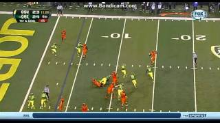 College Football:Oregon State Beavers Vs The Oregon Ducks