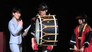 山形ふるさと塾フェスティバル2008 上山藩鼓笛楽保存会