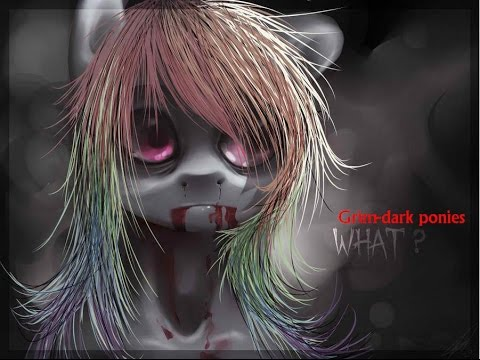 Image result for grimdark pony