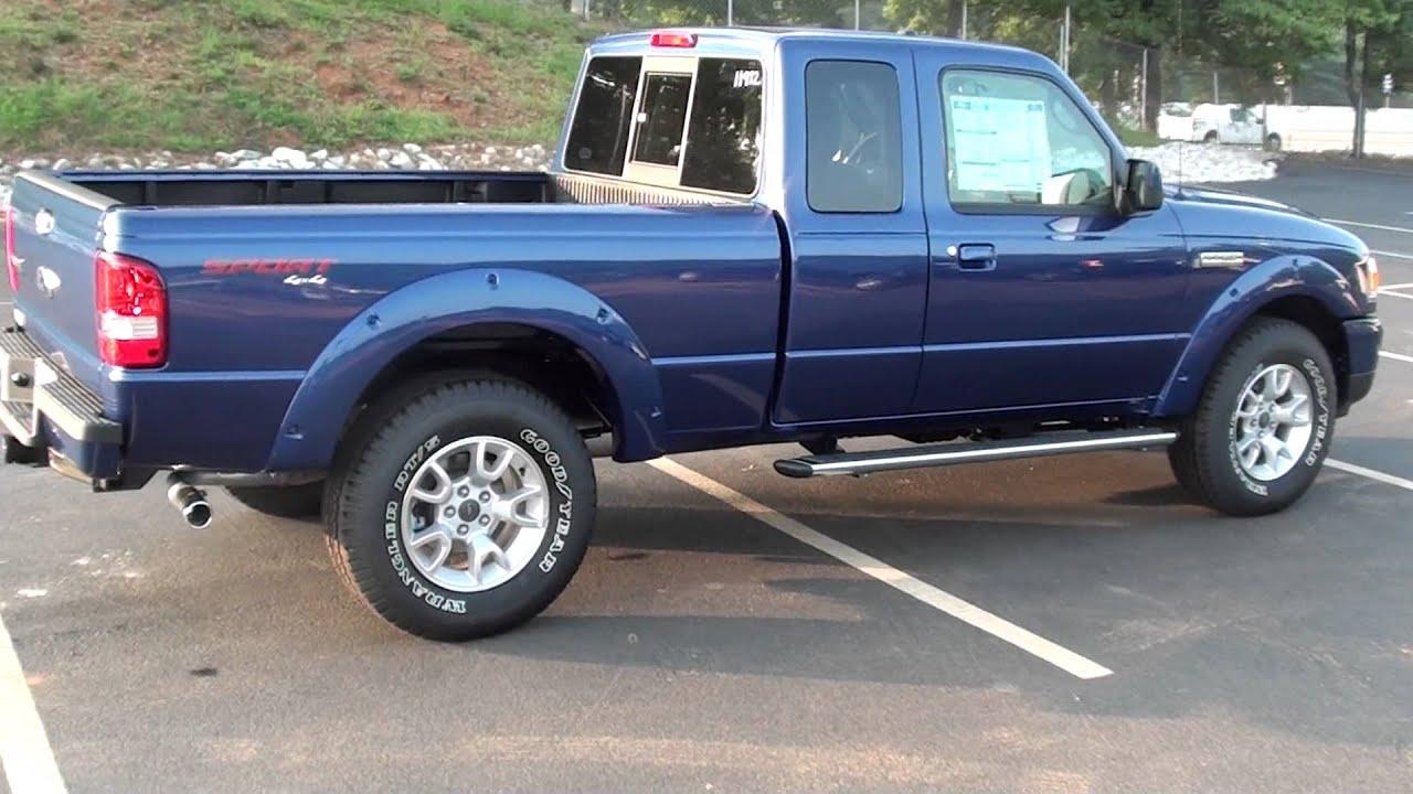 for sale new 2011 ford ranger sport 4x4 stk 11972 youtube. Black Bedroom Furniture Sets. Home Design Ideas