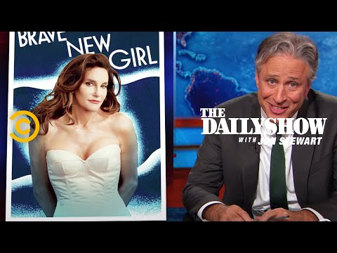 The Daily Show - Brave New Girl