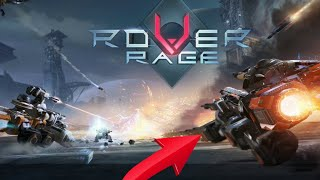 This NEW MOBILE GAME is UNBELIEVABLE! Project Rover Rage! (It Has Battle Royale!)