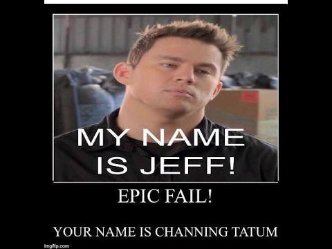 my name jeff - YouTube