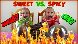 Baixar SWEET vs. SPICY CHALLENGE - Magic Box Toys Collector