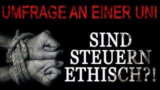 Bist Du ein ethischer Mensch? Mach den Test!