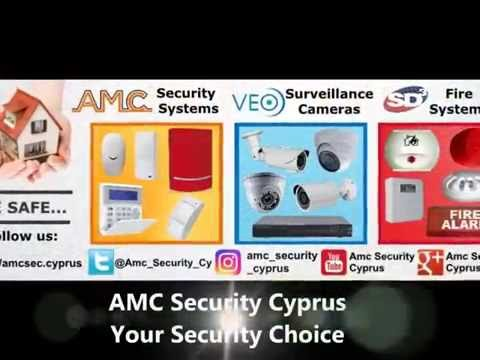 Amc Security Systems Alarms Cyprus ( learn all the news first )
